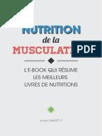 Nutrition de La Musculation