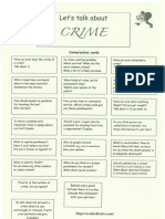 Let's Talk About CRIME