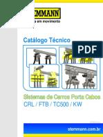 Catálogo Porta Cabos