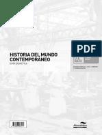 Libro Historia Del Mundo Contemporaneo