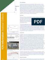 The solar tent [ICN Info #7]