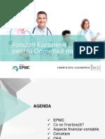 Fonduri Europene Pentru Domeniul Medical