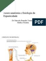 Fisiopatologia da Espasticidade