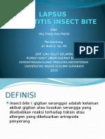 Lapsus Insectbite Oky