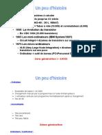 Architecture Des Ordinateurs Et Systèmes d