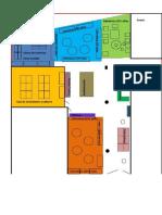 Plano de la Sala Infantil