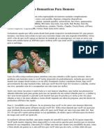 Frases De Cantadas Romanticas Para Homens