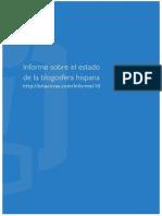 Informe Estado Blogosfera Hispana 23/04/2010
