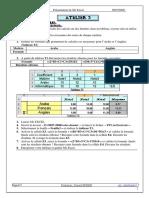Atelier3 Excel