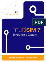 Manual Multisim 2001 (Ingles)