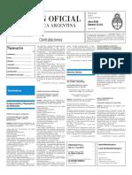 Boletín Oficial - 2016-03-07 - 3º Sección