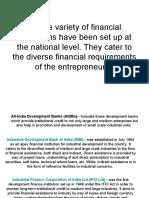 entrepreneurship 03 Institutions