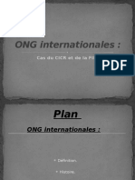 ONG Internationales