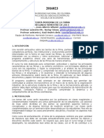 2016023 Teoría Moderna de La Firma - Raúl Ávila