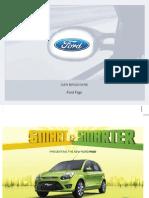 2010 Ford Figo 1.2 Duratec Petrol EXI