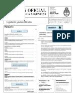 Boletin Oficial 22-04-10 - Primera Seccion