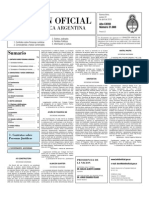 Boletin Oficial 22-04-10 - Segunda Seccion