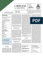 Boletin Oficial 23-04-10 - Segunda Seccion