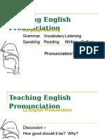 Teaching English Pronunciation
