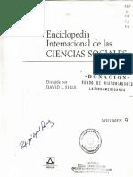 Socialismo. Enciclopedia