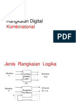 5 Rangkaian Digital Kombinatorial