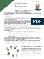 Proyecto-2010- Juegos y Rondas