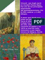 Pinturas de Van Gogh Milespowerpoints.com