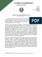 Texas Ethics Commission