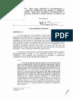Poe v. COMELEC - Concurring Sereno