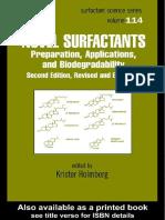 Novel Surfactant