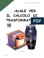 Manuale Trasfo 2014