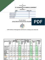 Final Afs Report