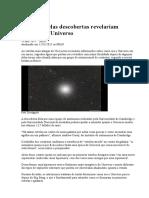 Novas Estrelas Descobertas Revelariam História Do Universo