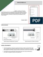 Somfy ZDMI - Installation Manual