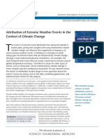 Attribution ExtreAttribution of Extreme Weather Events in the Context of Climate Changeme Weather Brief Final