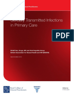 Sexually Transmitted Infections in Primary Care 2013