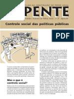 Participação Polular Na Construção Poder Local