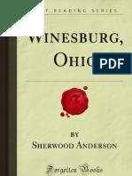 Winesburg,Ohio.Sherwood Anderson