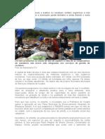 Reportagem RSU Cuiaba 2015