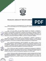 Se Aprobó La Directiva Nº001-2016-SINEACEP-ST-OA-UGRH Denominada Directiva Que Regula El Procedimiento de Contratación de Personal Bajo El Régimen Especial de Contratación Administrativa de Servicios en El SINEACE