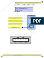 Tabela de Sensor de Fluxo de Ar