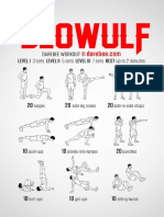 Beowulf Workout