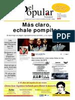 El Popular 339 Órgano de Prensa Oficial del Partido Comunista de Uruguay