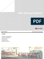 Bike Sharing Systems
