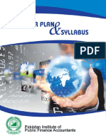 PIPFA Career Plan 2015