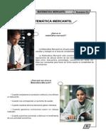 Matematica Mercantil - 1erS_1Semana - MDP