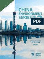 China Environment Series 13