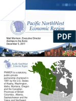 Northern Transportation Gaps PNWER