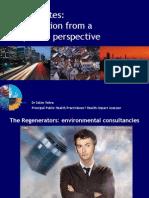 Reality Bites regeneration from a corporate perspective - BURA Regenerator London 2007