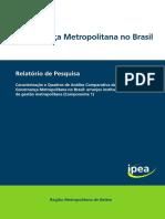 Dados Rmb IPEA